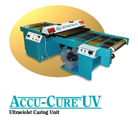 Uv Curing Ls by Accu Cure Uv Ultraviolet Curing Unit Graphic Printing