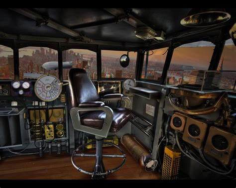 Airship Interior by Steunk Airship Interior Airships On Steunk