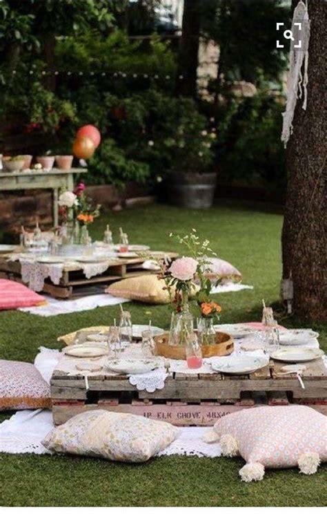 Backyard Picnic Ideas Best 25 Picnic Bridal Showers Ideas On Pinterest