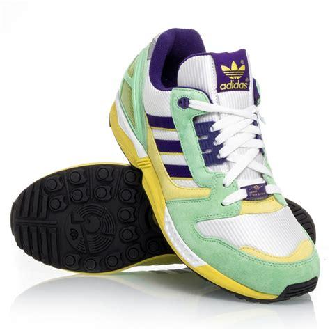 adidas original running shoes adidas originals zx 8000 mens running shoes white