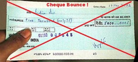 How Your Security Cheque Can Save You From Cheque Bouncing
