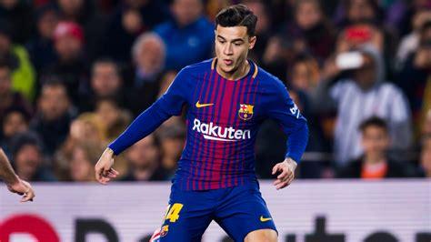 barcelona coutinho coutinho barcelona debut was special copa del rey news