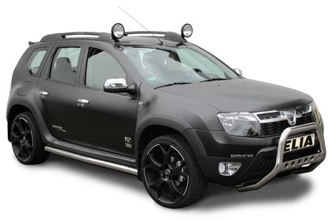 More ideas to modify your recently booked Renault Duster