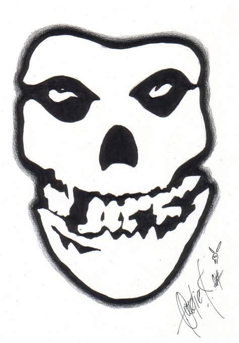 misfits tattoo designs misfits skull by bettieboner on deviantart
