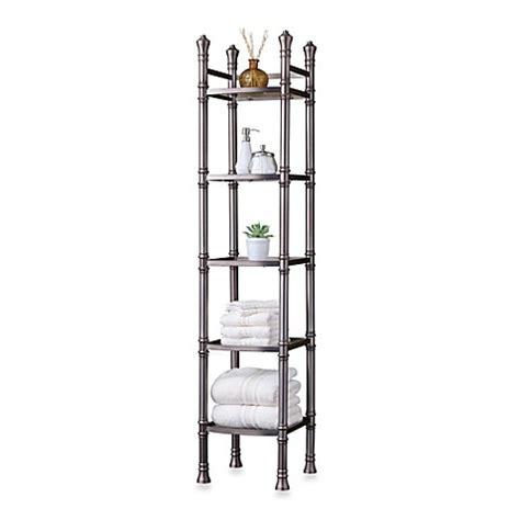 bed bath and beyond shelves 21 amazing bathroom shelves bed bath and beyond eyagci com