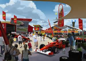 land open in portaventura theme park and hotel