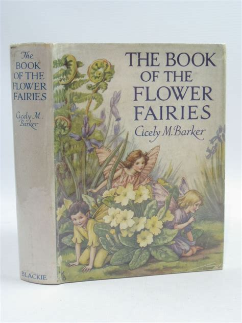 flower fairies of the books flower fairies by cicely barker featured books