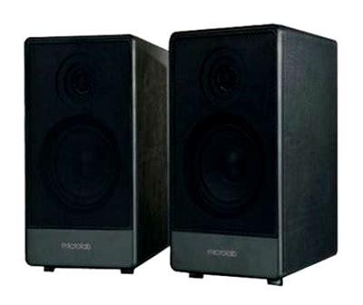 microlab h22 wireless bluetooth 2 0 bookshelf stereo