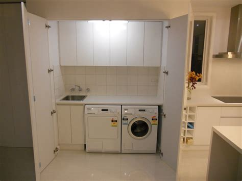 laundry in kitchen design ideas laundries contemporary laundry room melbourne by