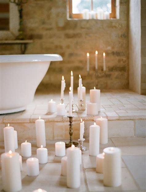 candles in bathroom bathroom candles for cozy and romantic atmosphere
