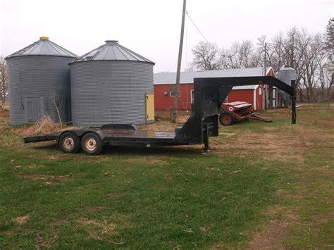 light duty gooseneck trailer light duty gooseneck trailer yesterday s tractors