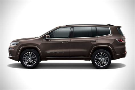 Jeep Commander Truck 2020 by 2019 Jeep Grand Commander Crossover Suv Hiconsumption