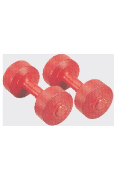 Dumbell Plastic Medalist Product Categories Dumb Bells