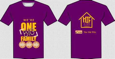 Tshirt Kaos Baju Helgas Logo Premium design kaos family day studio design gallery best design