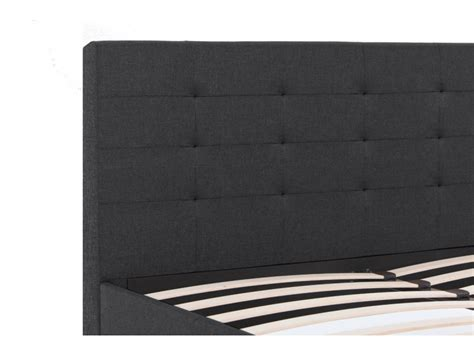 Affordable Size Bed Frames by Size Fabric Bed Frame Kensington Collection