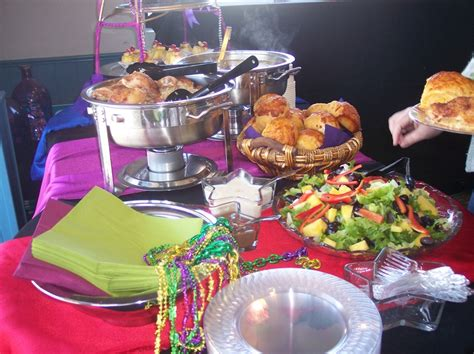 pin mardi gras buffet props on pinterest