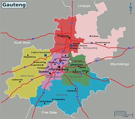 africa map johannesburg interactive map of johannesburg south africa