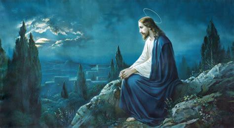 imagenes de jesus orando para niños jezus uczy modlitwy