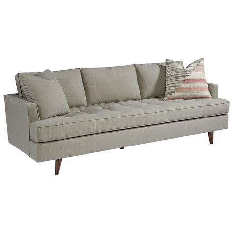 Mcm Furniture magnolia home by joanna gaines mcm sofa olinde s