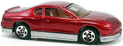 Hotwheels Montecarlo Concept Car Merah monte carlo concept car 73mm 1999 wheels newsletter