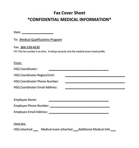 free printable medical fax cover sheet 10 confidential fax cover sheet templates free sle