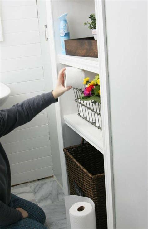 Kleines Badezimmer Stauraum Schaffen by Kleines Bad Einrichten Diese Badm 246 Bel D 252 Rfen Nicht Fehlen