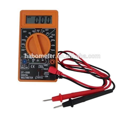 Digital Multimeter Dt 830b Limited digital multimeter dt 830b auto power digital multimeter view digital multimeter habo