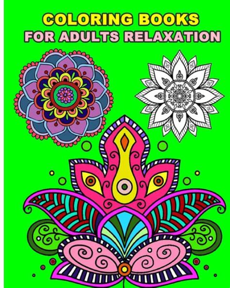 coloring books for adults barnes and noble coloring books for adults relaxation activity pages