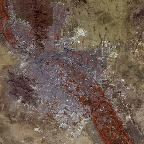 false color image false color satellite image of el paso image free