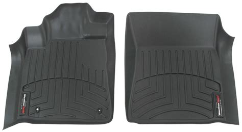 Toyota Weathertech Floor Mats by Weathertech Floor Mats For Toyota Tundra 2011 Wt442771