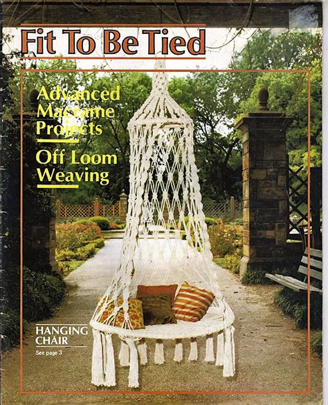 Advanced Macrame - fit to be advanced macrame projects loom weaving