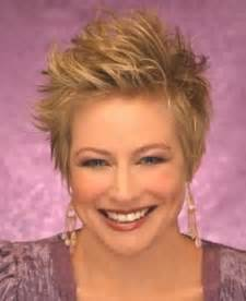 spiky haircuts for 50 short spiky hairstyles for women over 50 all hair style