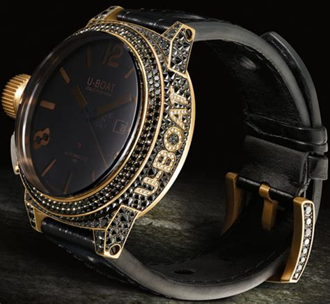 u boat watch most expensive italian craftsmanship at the baselworld 2012 a luxury