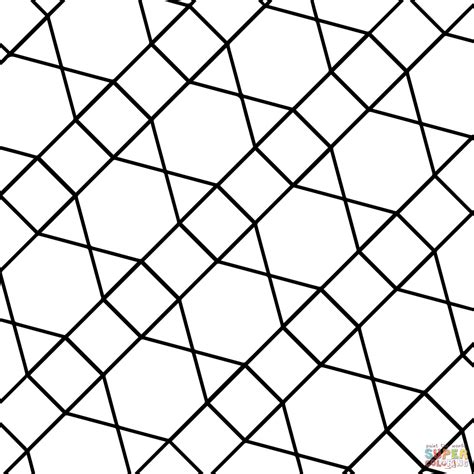 printable tessellations hexagon pictures to pin on geometric tessellation with hexagon triangle and square
