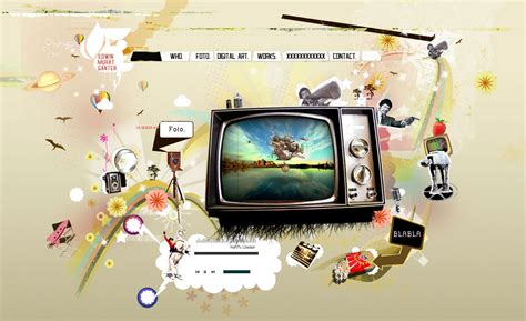 photography website layout ideas 27 interesting and unusual websites browse ideas