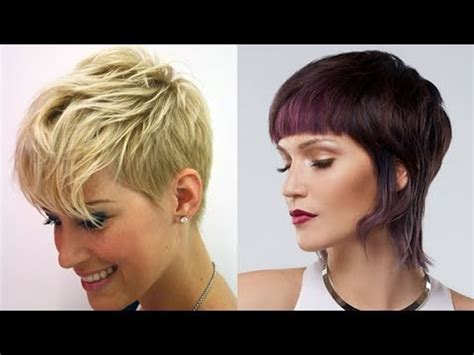 20 short shaggy, spiky, edgy pixie cuts and hairstyles