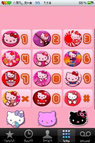 theme hello kitty cho ip theme kitty cực cool cho ph 225 i đẹp tinhte vn