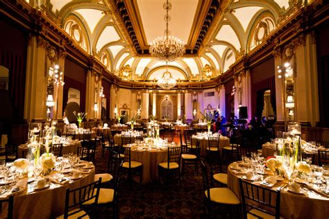 the grand ballroom in the historic belvedere a beautiful