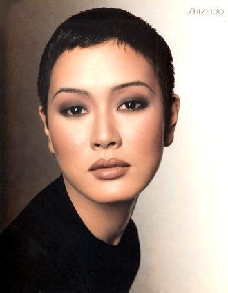 angelina jolie buzz cut jenny shimizu she was in quot foxfire quot with angelina jolie