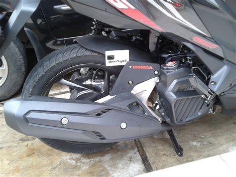 Lu Belakang Vario 125 jual beli spakbor spatbor spakboard slebor hugger belakang variasi vario 125 model motogp baru