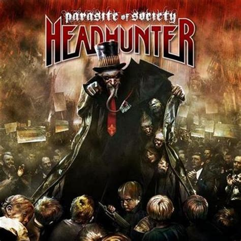 headhunter parasite of society encyclopaedia metallum the metal archives