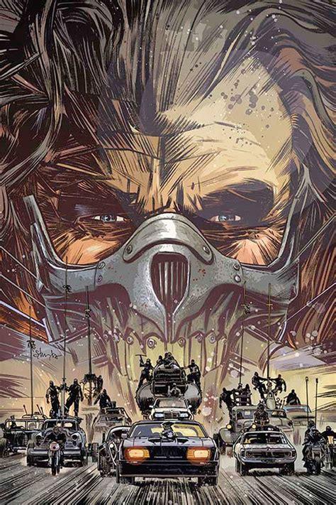 mad max fury road  comics