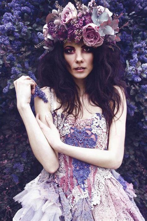 flower headdress floral headdress on