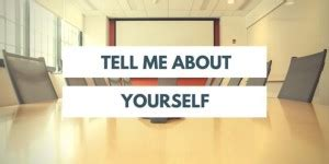 Tell Me About Yourself Mba Graduate by Careers City Alumni Network