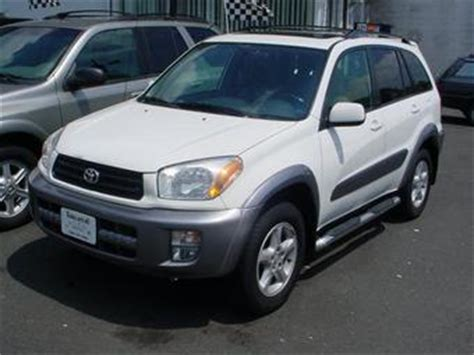 2001 Toyota Rav4 For Sale 2001 Toyota Rav4 For Sale 2000cc Gasoline Automatic
