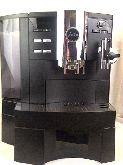 jura koffiemachine geeft geen koffie impressies van de bouw van het huis reparatie jura