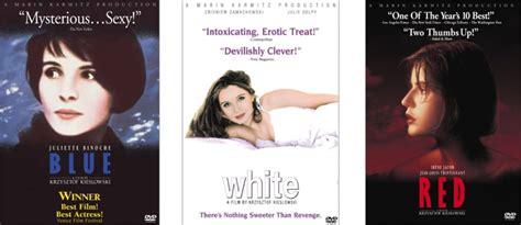 film drama prancis three colors trilogy