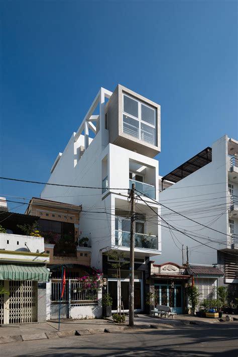 la casa 3 dise 241 o de casas angostas y largas construye hogar
