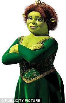 oak room: shreks princess fiona will be played by amanda holden daily mail