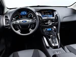 2013 Ford Focus Interior 2013 Ford Focus Price Photos Reviews Features